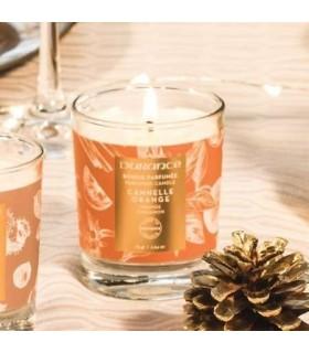 Mini Bougie Parfumée Cannelle Orange