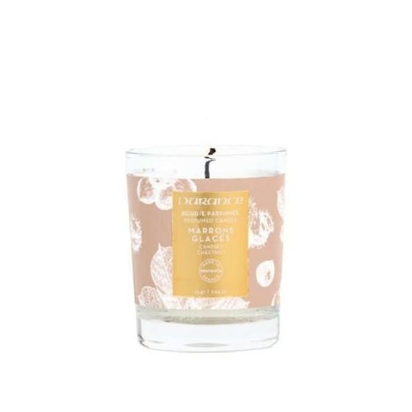 Mini Bougie Parfumée Marrons Glacés