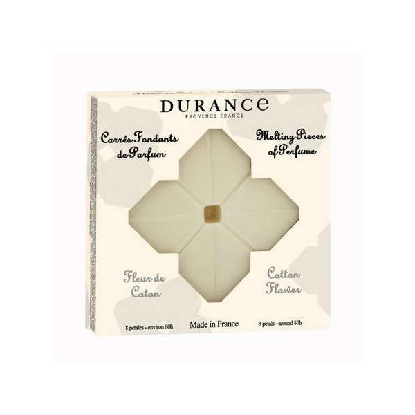 Carrés Fondants de Parfum Fleur de Coton