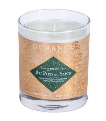 Bougie Parfumée Naturelle Au Pied du Sapin