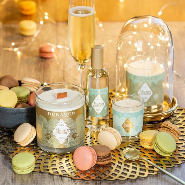 Bougie Parfumée Macaron Gourmand