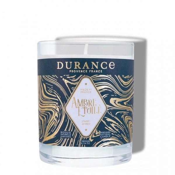 Bougie Parfumée Ambre Etoilé