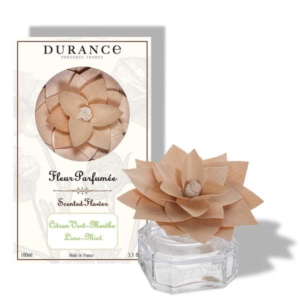 Fleur Parfumée Citron-Vert Menthe