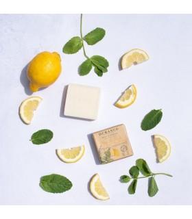 Savon Solide de Marseille Citron Menthe