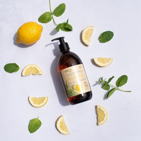 Savon Liquide Citron & Menthe