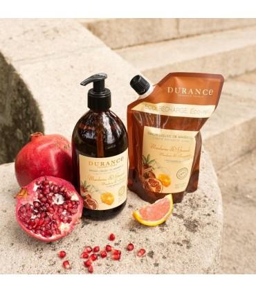 Recharge Savon Liquide Mandarine & Grenade