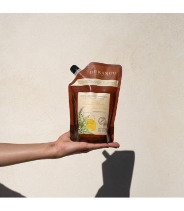 Recharge Savon Liquide Citron & Menthe